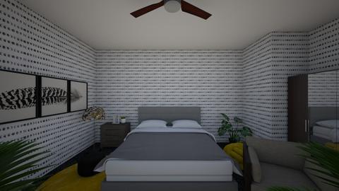 bedroom to relax - Bedroom  - by Szakalaka3000