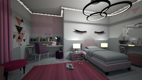 31102017 - Modern - Kids room  - by matina1976
