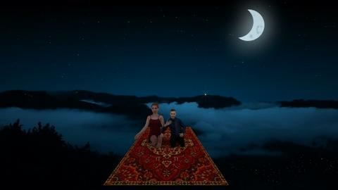 Magic Carpet Ride - by SammyJPili