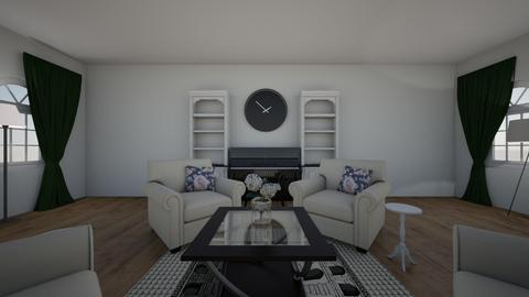 Living room  - by Jeco