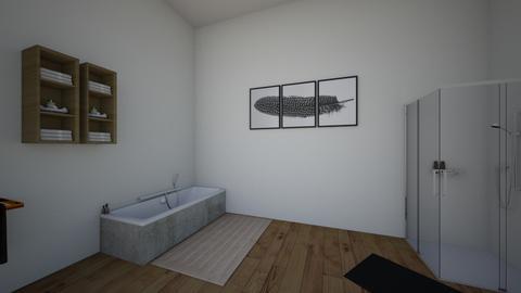 2002 - Bathroom  - by Jayer
