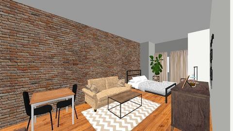 new apt - Bedroom  - by michaelago