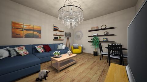 living room - Living room  - by beriddg