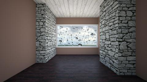 Prepa - Retro - Living room  - by Hanane Haidoune