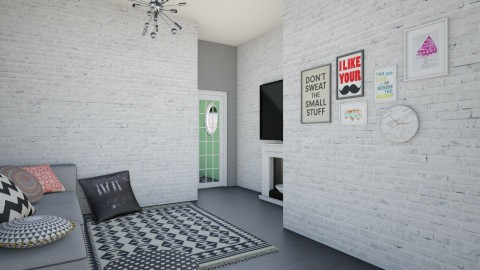 Bonus room - Eclectic - by love Tully love
