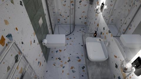 WC1B - Bathroom  - by matina1976