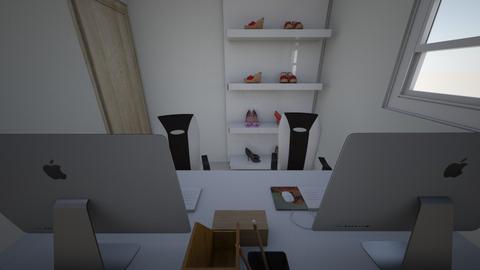 Couple Setup Idea - Modern - Office - by JaviLC