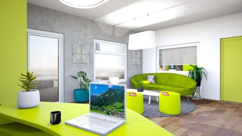 launge room x07 - Kitchen - by APEXDESIGN