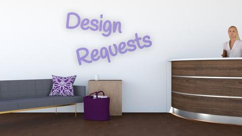 Design Requests - by designkitty31