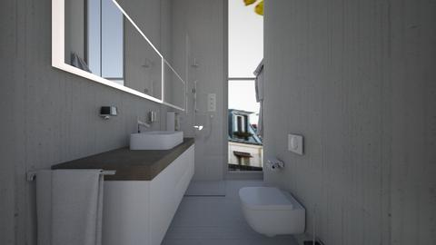 Casa169Bathroom - Minimal - Bathroom  - by nickynunes
