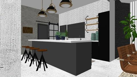 Kitchen - Eclectic - by FrankieRocks