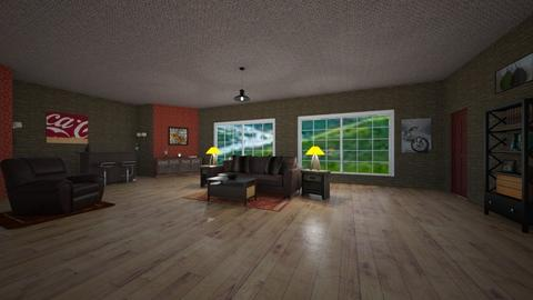 Living Room country - Country - Living room  - by poopy_pants017