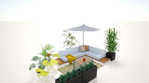 Patio inspo 1 - Garden  - by amandabfeijo