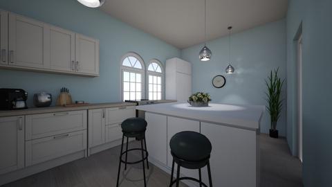 house - Kitchen - by Zuzia2006