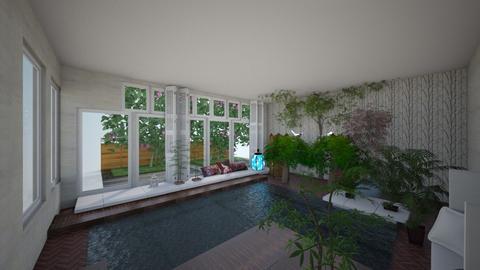 2b - Glamour - Garden  - by restiani