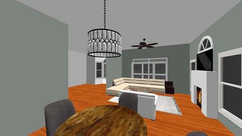 main floor - Kitchen  - by mmanzoli