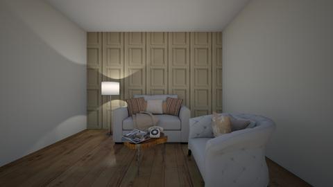 Beige baddie - Living room  - by NGU0008