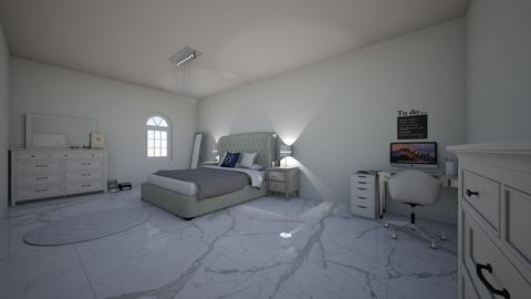 dream house - Bedroom - by kimberlyl14