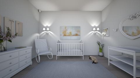 Nursery  - Kids room  - by FernandaJJ