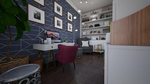 Fe 2 - Office - by CamilaML2723