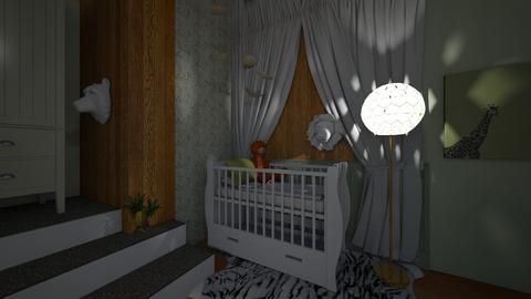 Ottaner - Masculine - Kids room  - by DesignBRLL