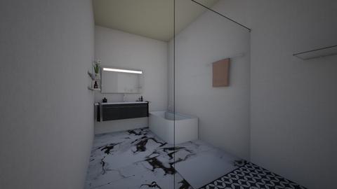 bathroom - Bathroom  - by soph12234