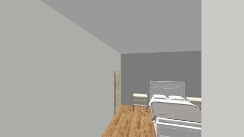 bedsit 2 - Bedroom  - by bernasmyth