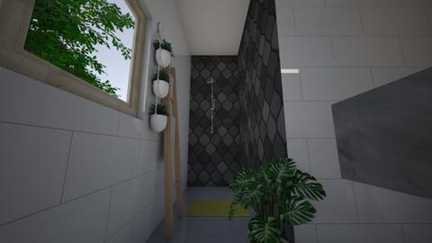 kp - Bathroom  - by stamlerjulia