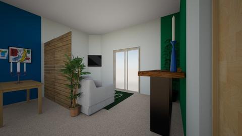 HeadWood - Living room  - by maybrown97