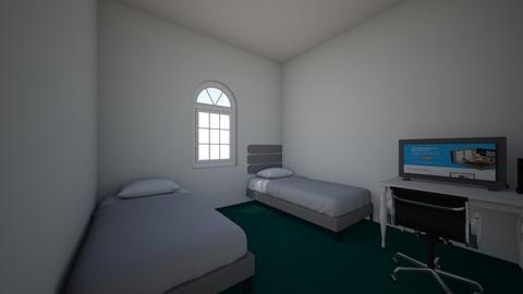 hasnain og awais - Bedroom  - by AHT