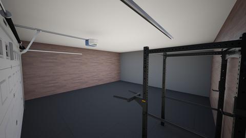 Garage Gym - by rogue_515c465db0360c58cb905f852bc71