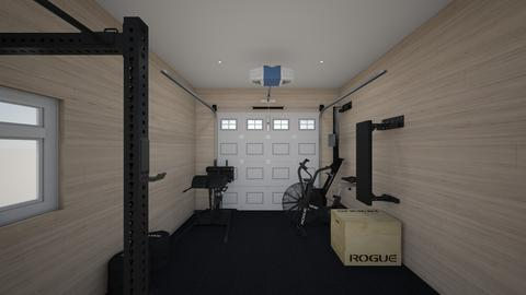 Garage Plan - by rogue_0b05fcd5292829cd80f68f65d2188