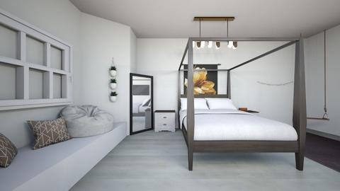 Jayas Dream room - Bedroom  - by hannahmontana01