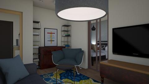 July2207 - Living room  - by Julia Nick