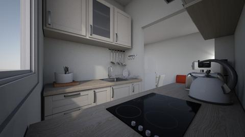 Kitchen Kozarevo - Modern - Kitchen  - by phar2