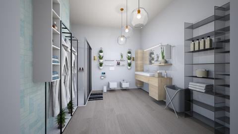parte 3 - Bathroom  - by Marita02