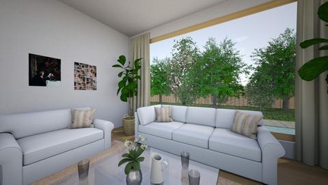 living room 1 - Living room  - by pommypurin