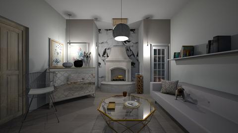 tt - Living room  - by mila327
