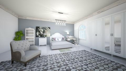 Zimmer - Bedroom  - by NATALIAWADRANSKA