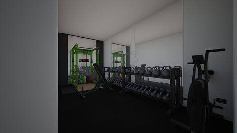 Gooch Gym - by rogue_16d30378bf0407c7de32abfa53cfd