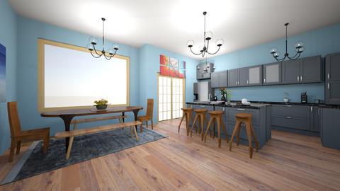 kitchen 1  - Kitchen  - by person26