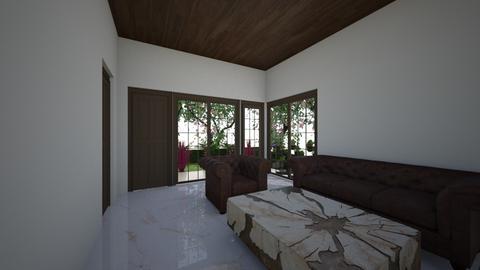 Home Sweet Home - Living room  - by halizanrh