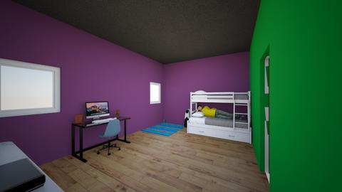 kids room - Kids room  - by LeonGame22