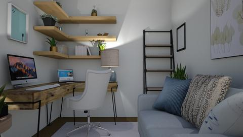 Therapist office 3 - Office  - by Transformations by Tracy