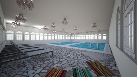 Pool - by mjort
