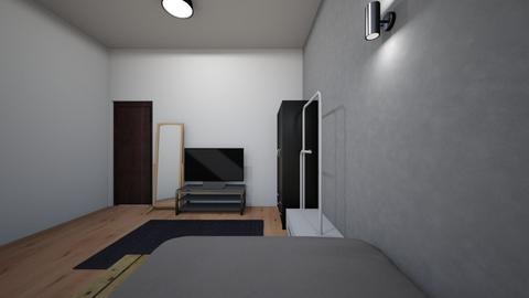 Kamar 3 - Modern - Bedroom - by Farhan Herjanto