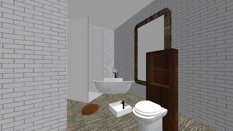 bathroom - Bathroom  - by caden_