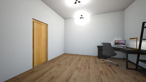 kantor - Modern - Office  - by samuel2_
