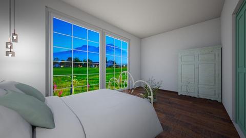 bedroom - Bedroom  - by mo_de_in_studio