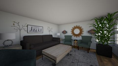 ADM Family Room - Minimal - by rsforfun